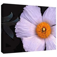 Dean Uhlinger 'Wild Hibiscus' Gallery-wrapped Canvas - Multi