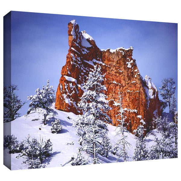Dean Uhlinger 'After The Storm' Gallery-wrapped Canvas - Multi