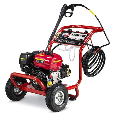 All Power 3200 PSI 2.6 GPM Gas Powered Pressure Washer