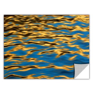Dean Uhlinger 'Rogue River Ripples' Removable Wall Art