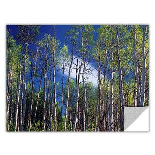 Dean Uhlinger 'Lone Cloud' Removable Wall Art
