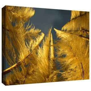 Dean Uhlinger 'Eye of the Storm' Gallery-wrapped Canvas