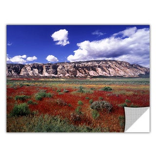 Dean Uhlinger 'Dinosaur Colorado' Removable Wall Art
