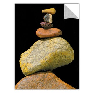 Dean Uhlinger 'Cairn Study' Removable Wall Art