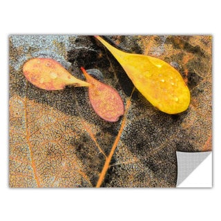 Dean Uhlinger 'Fall Impression 6' Removable Wall Art
