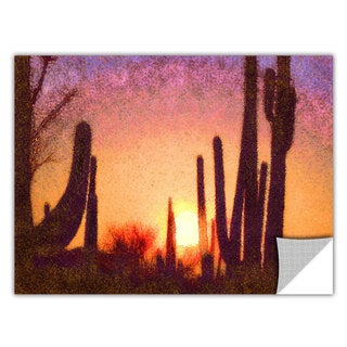 Dean Uhlinger 'Sonoran Summer' Removable Wall Art