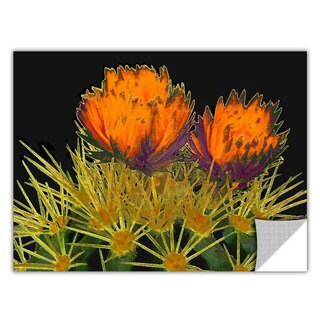 Dean Uhlinger 'Primavera del Desierto' Removable Wall Art