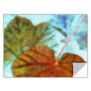 Dean Uhlinger 'Fall Floating' Removable Wall Art
