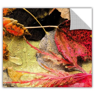 Dean Uhlinger 'Autumn Array' Removable Wall Art