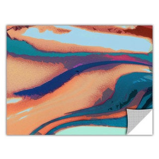 Dean Uhlinger 'Tierra y Agua' Removable Wall Art