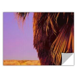 Dean Uhlinger 'Twilight Palm Borrego' Removable Wall Art