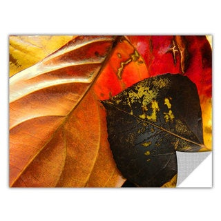 Dean Uhlinger 'Fall Impression 4' Removable Wall Art