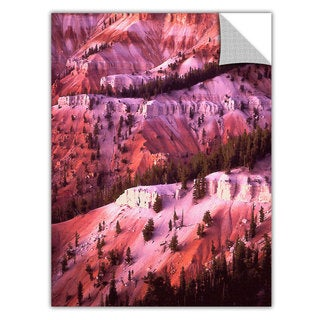 Dean Uhlinger 'Cedar Breaks Twilight' Removable Wall Art