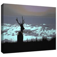 Dean Uhlinger 'Daydreamer' Gallery-wrapped Canvas - Multi