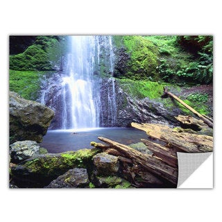 Dean Uhlinger 'Primal Falls' Removable Wall Art