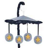 Sweet Jojo Designs Ocean Blue Crib Mobile
