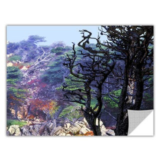 Dean Uhlinger 'Point Lobos Morning' Removable Wall Art