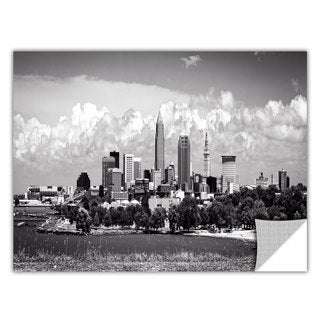 Cody York 'Cleveland Pano 1' Removable Wall Art