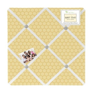Sweet Jojo Designs Honey Bumble Bee Bulletin Board