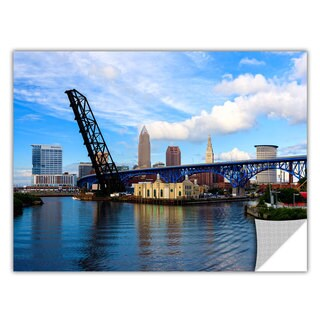 Cody York 'Cleveland 12' Removable Wall Art