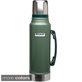 Stanley Classic 1.1-quart Vacuum Bottle - Navy