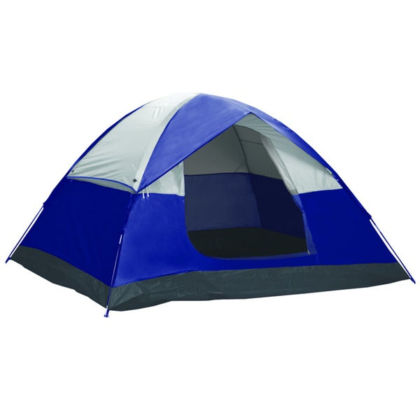 Stansport 8' x 7' / 54-inch Pine Creek Dome Tent