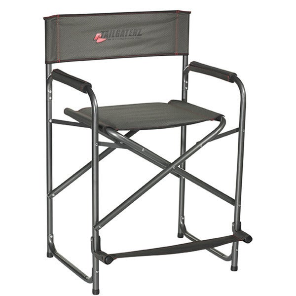 Tailgaterz Take-Out Seat Steel Chair