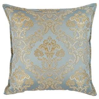 Sherry Kline Lucerne Blue Luxury 24-inch Throw Pillow