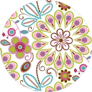 Kaleidoscope Dot WallPops Wall Decal