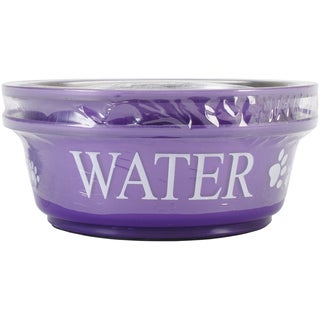 Food & Water Set Small 1pt-Lilac