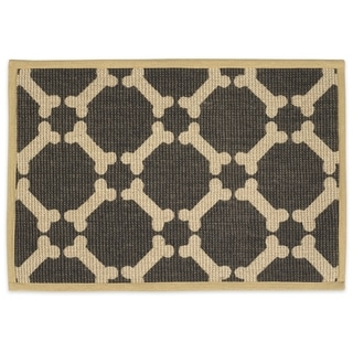 "Natural Jute Placemats 13""X9""-Brown"