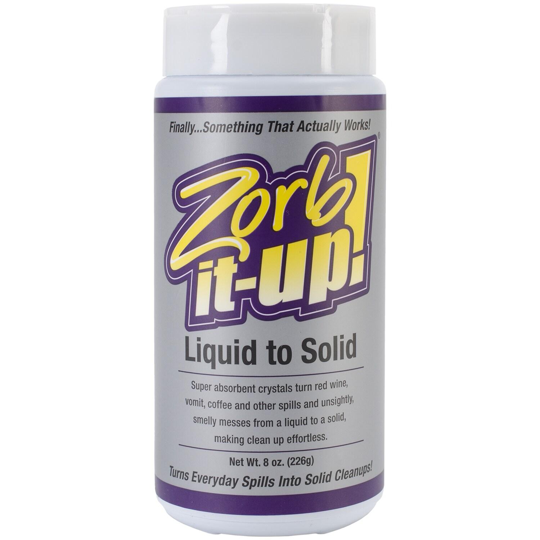 Urine Off Zorb-It-Up Powder 8oz (8oz), Brown coffee
