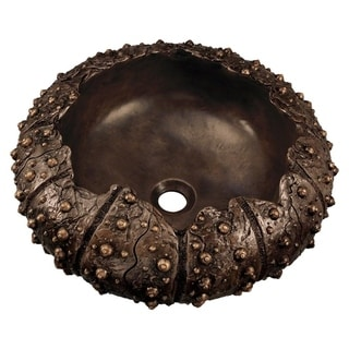 MR Direct 964 Single Bowl Vessel Bronze Bathroom Sink