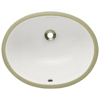MR Direct UPS Porcelain Bathroom Sink