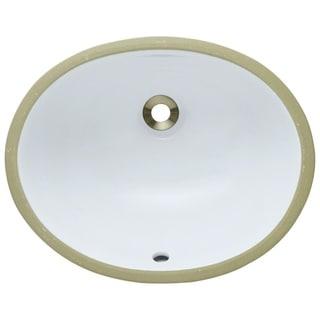 MR Direct UPS Porcelain Bathroom Sink