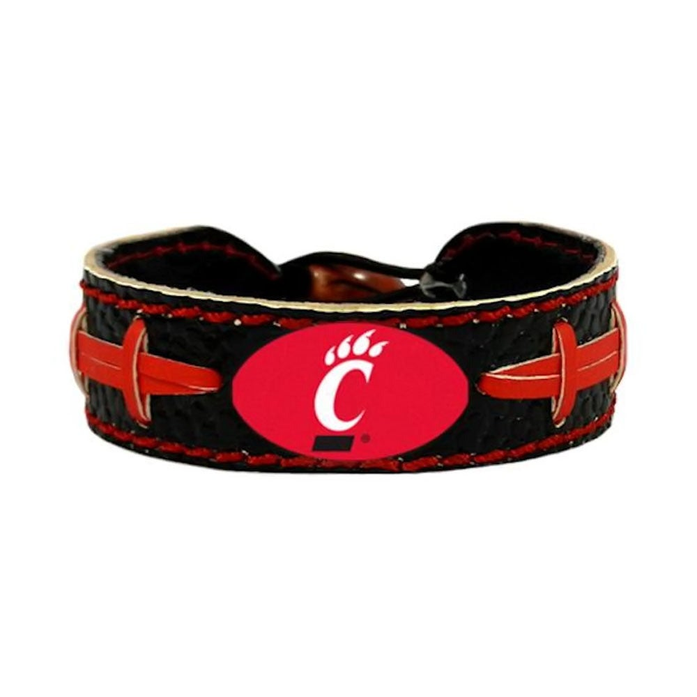 GameWear Ncaa Football Team Logo Leather Bracelet (A-O) (...