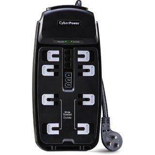 CyberPower CSP806TTAA Professional TAA Compliant Surge with 8 Outlets