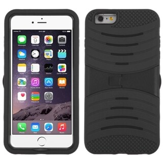 INSTEN Wave Symbiosis Stand Layer Hybrid Cover Case For Apple iPhone 6 Plus