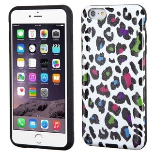 INSTEN Colorful Design Advanced Armor Protector Cover For Apple iPhone 6 Plus