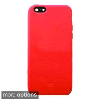 INSTEN Silicone Skin Plain Color Phone Cover Case Protector For Apple iPhone 6