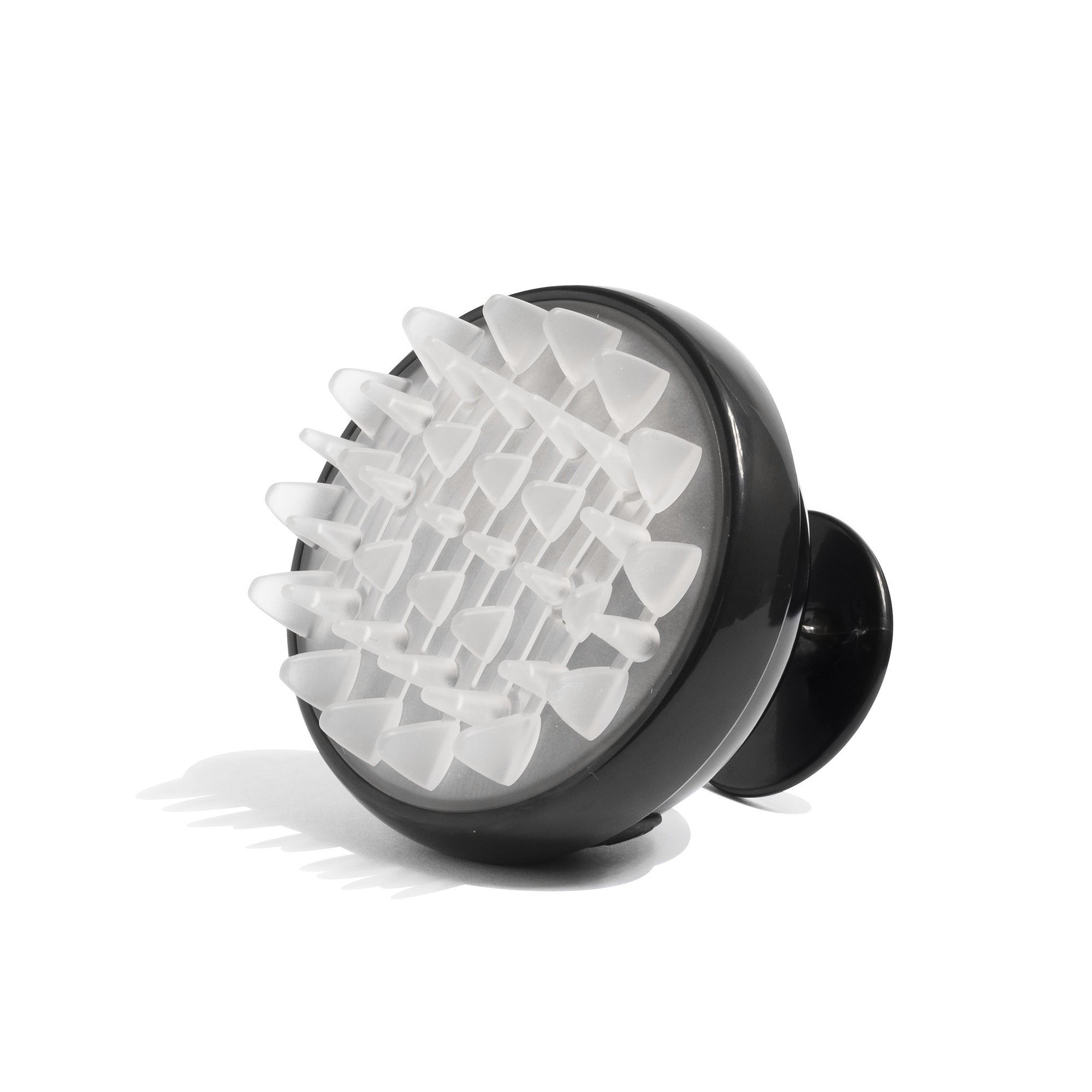 Vitagoods Scalp Massaging Black Shampoo Brush