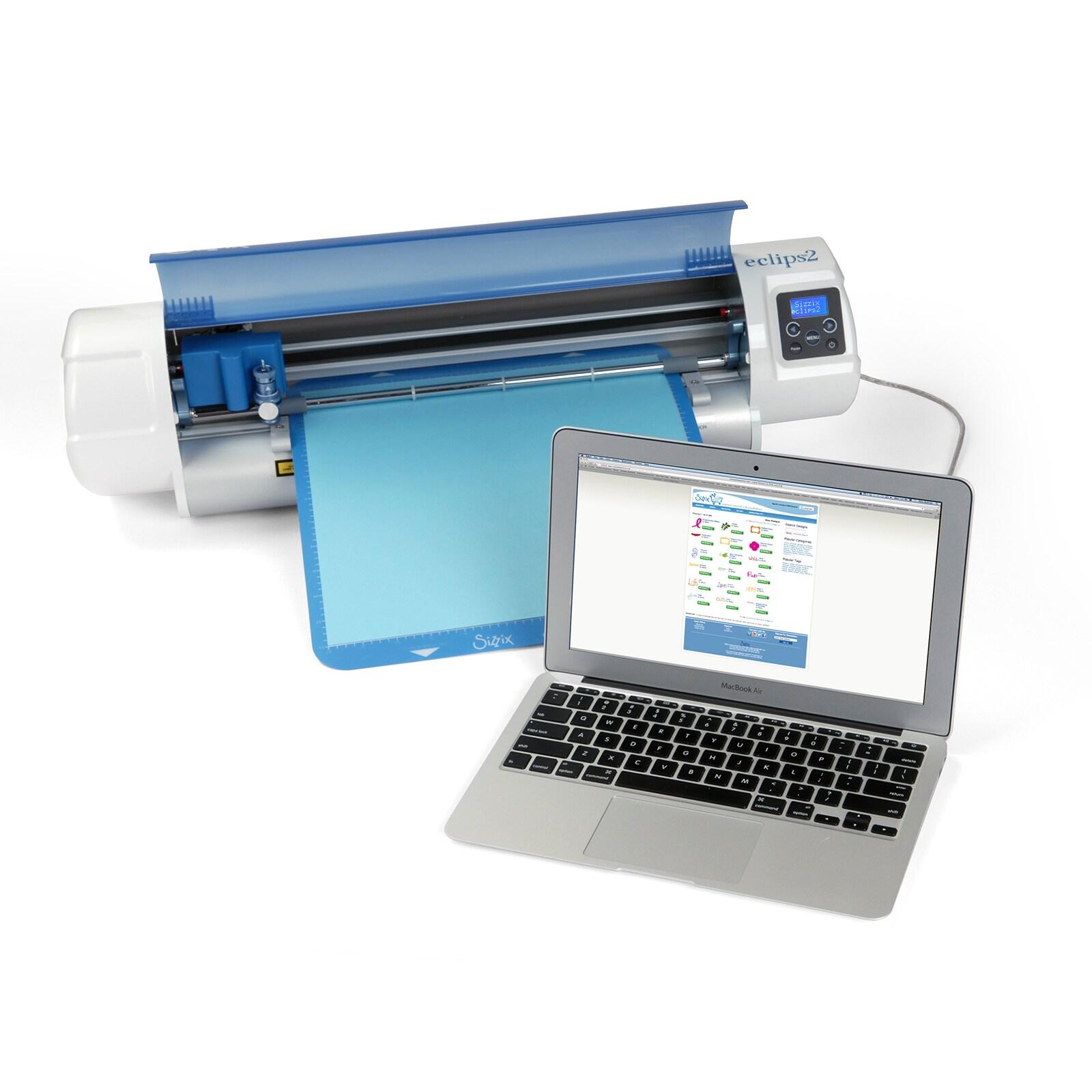 Sizzix eclips2 Electronic Die Cutting Machine (Sizzix ecl...