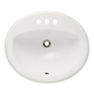 MR Direct o2018 Overmount Bathroom Sink