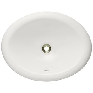 MR Direct o1917 Porcelain Overmount Vanity Bowl