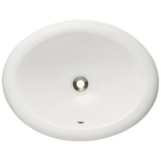 o1917 Porcelain Overmount Vanity Bowl