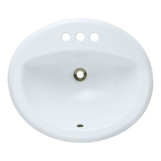 o2018 Overmount Bathroom Sink