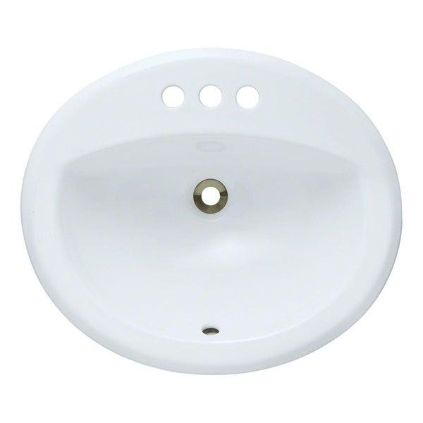 o2018 Overmount Bathroom Sink