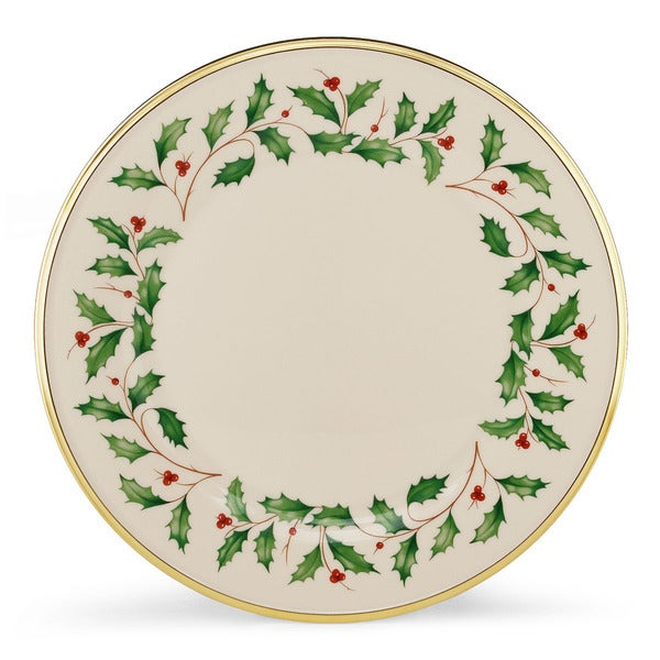 Lenox Holiday Dinner Plate  sc 1 st  Overstock.com & Lenox Holiday Dinner Plate - Free Shipping On Orders Over $45 ...
