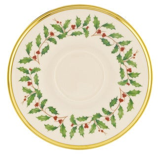 Lenox Holiday Tea Saucer