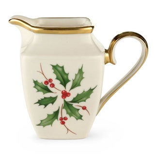 Lenox Holiday Square Creamer